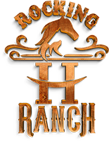 Rocking H Ranch Logo